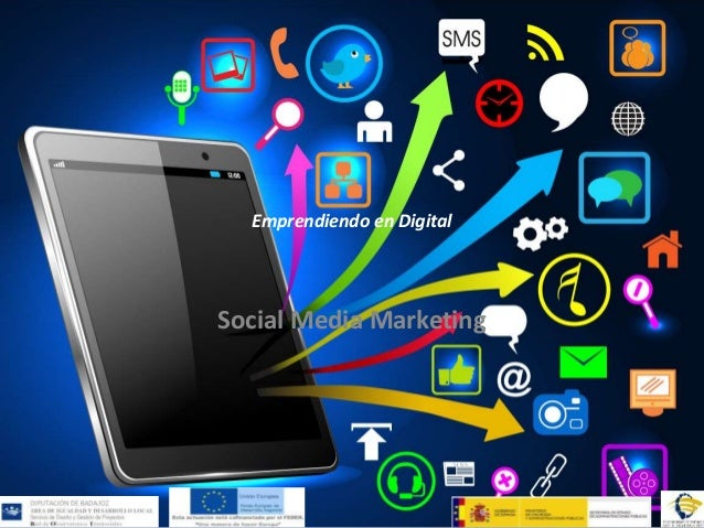 Emprendiendo en Digital Social Media Marketing
