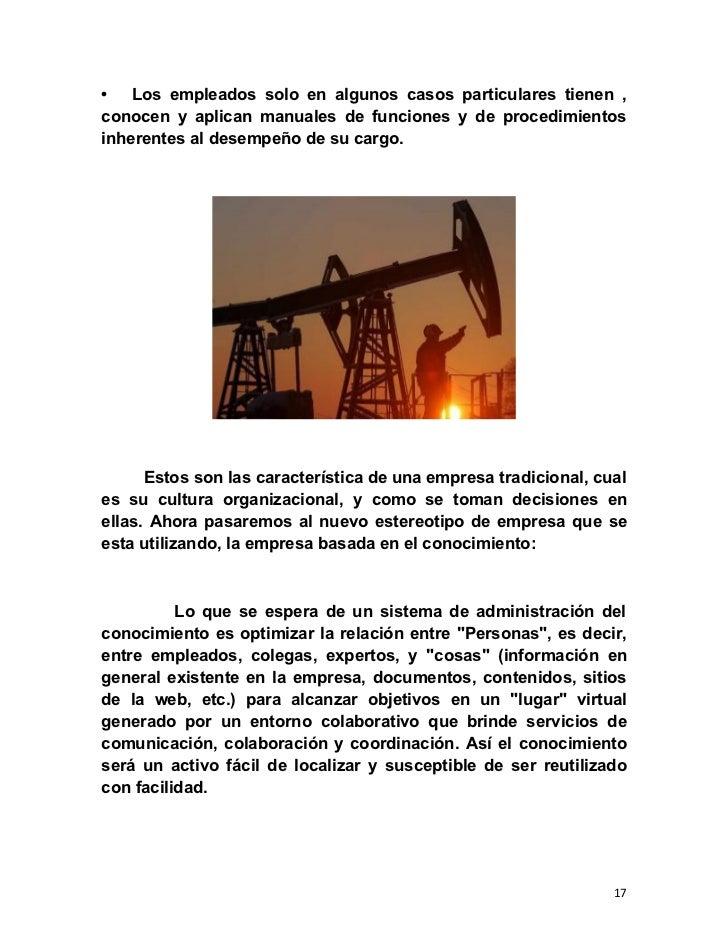 • Los empleados solo en algunos casos particulares tienen ,conocen y aplican manuales de funciones y de procedimientosinhe...