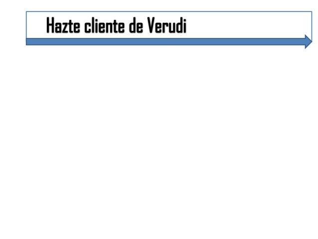 Más de 50.000 clientes ya están hablando de nosotrosÚnete a Verudi, y dispone de 50 empleados profesiones.                ...