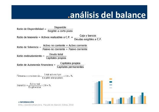 .análisis  del  balance   +  INFORMACIÓN   OrPz,  J.Ges4ón  financiera..  Pozuelo  de  Alarcón:  Edit...
