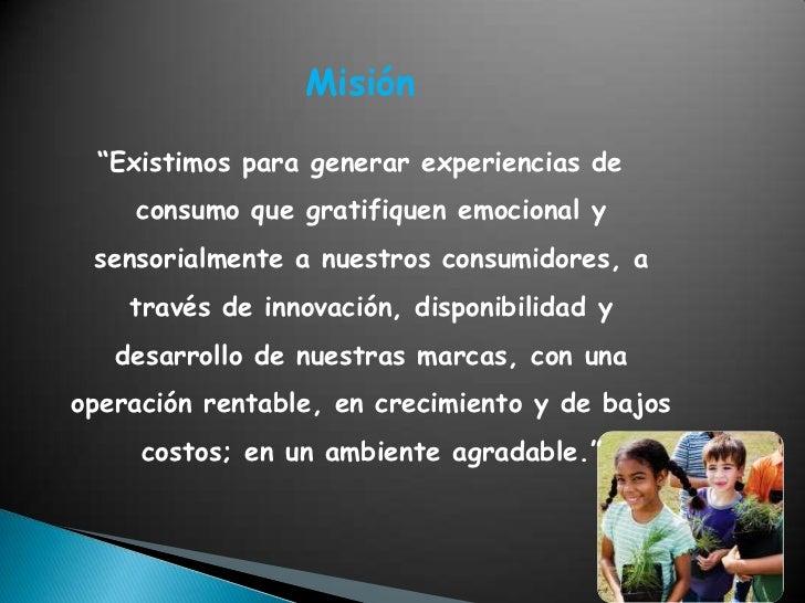 Empresa confiteca Slide 3
