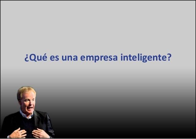 Empresa inteligente: La quinta disciplina de Peter Senge Slide 3