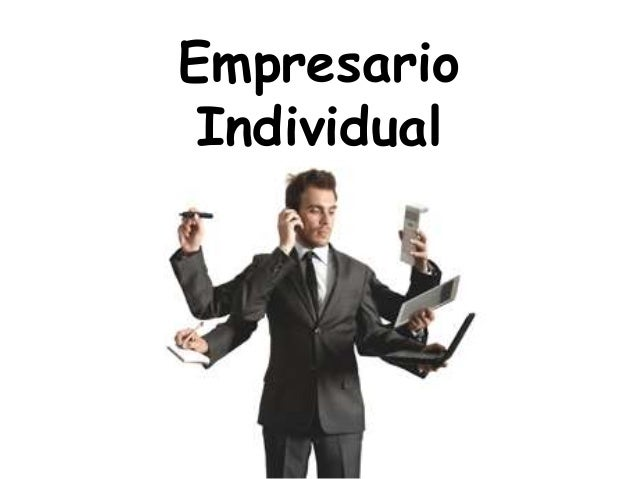 Empresario Individual