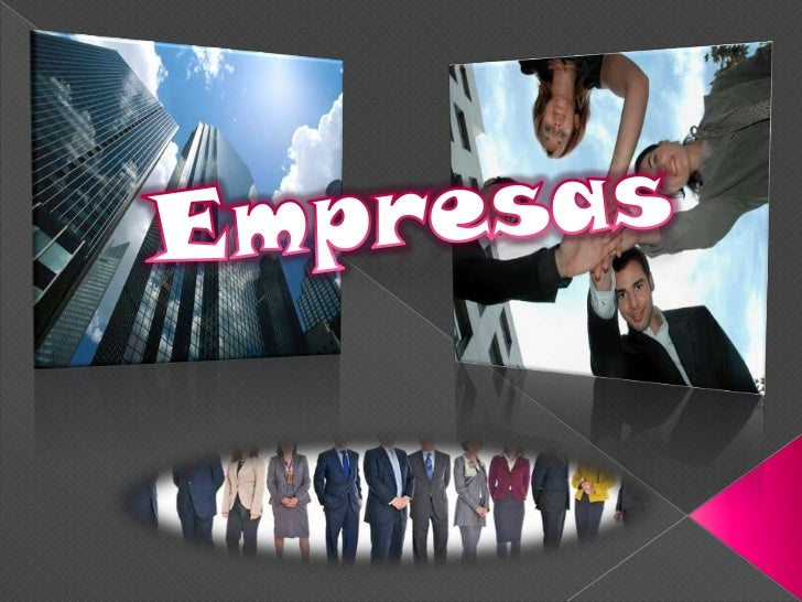Empresas<br />