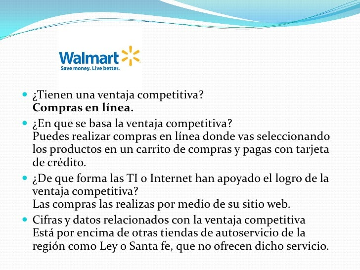 Empresas con ventajas competitivas Slide 3