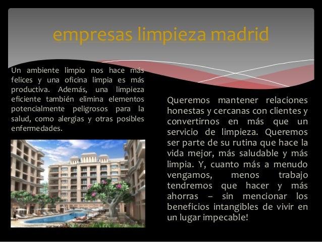 Empresas de limpieza en madrid - Limpieza de casas madrid ...