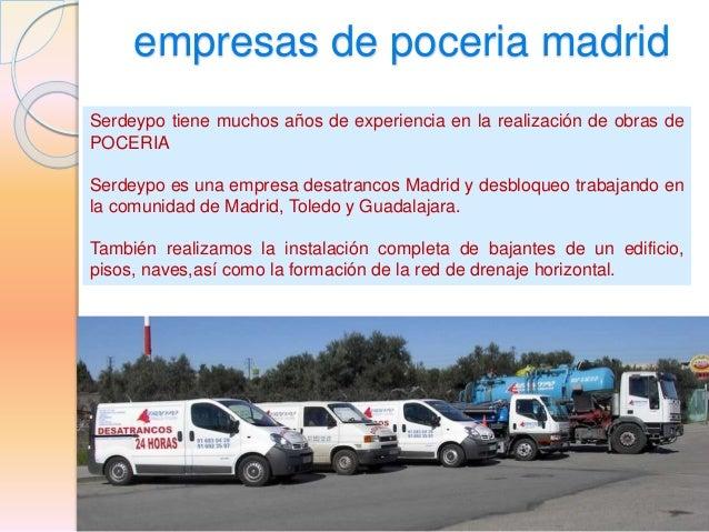 Empresas de poceria madrid - Empresas domotica madrid ...