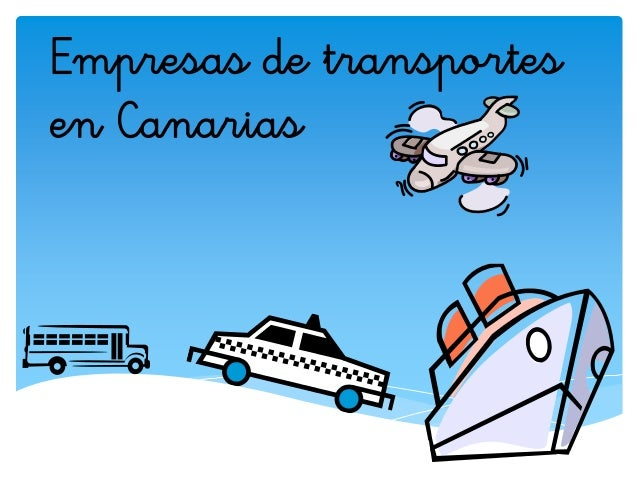 empresas de transportes en canarias ForEmpresas De Transporte En Tenerife