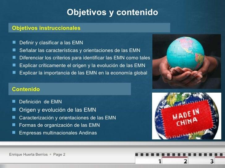 Empresas Multinacionales Slide 2