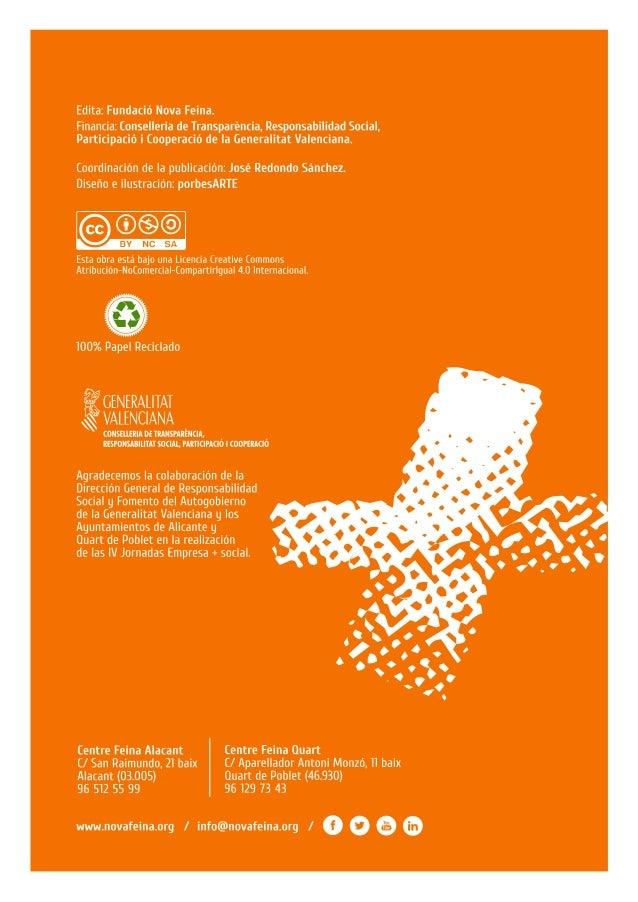 EMPRESA MAS SOCIAL: La contratación de personas vulnerables, buena práctica empresarial socialmente responsable. Slide 3