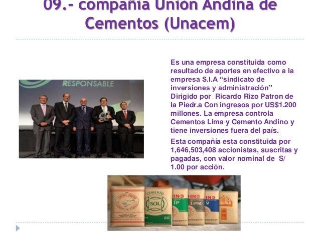 10.- San Fernando La firma San Fernando, de la familia Ikeda. De acuerdo con la compañía obtuvo US$1.000 millones en ingre...