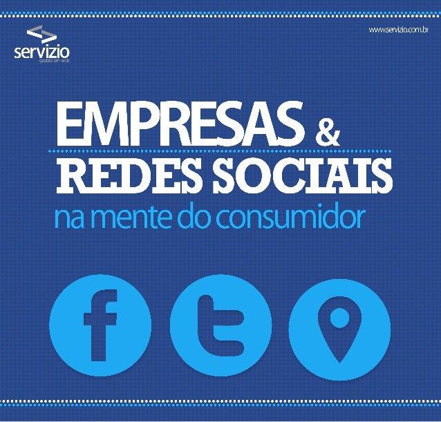Empresas e Rede Sociais