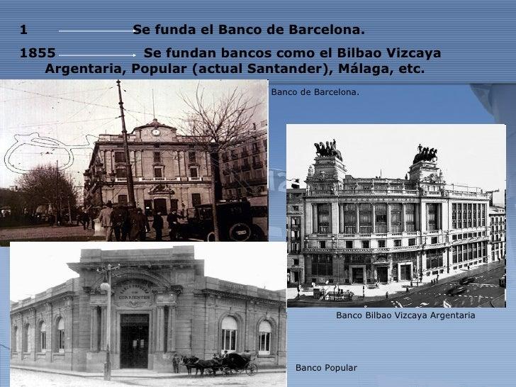 Empresas y bancos de espa a en el siglo xix for Banco santander bilbao oficinas