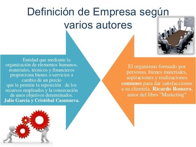 Empresas y su clasificación genessisromero - photo#13
