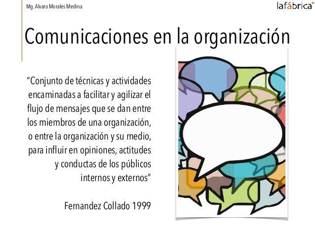 Empresa y Comunicación Slide 2