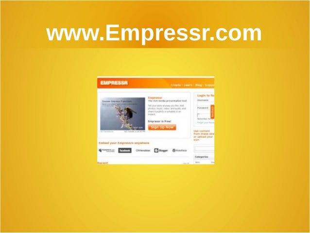 Empressr presentación Slide 2