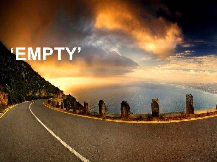 ' EMPTY'