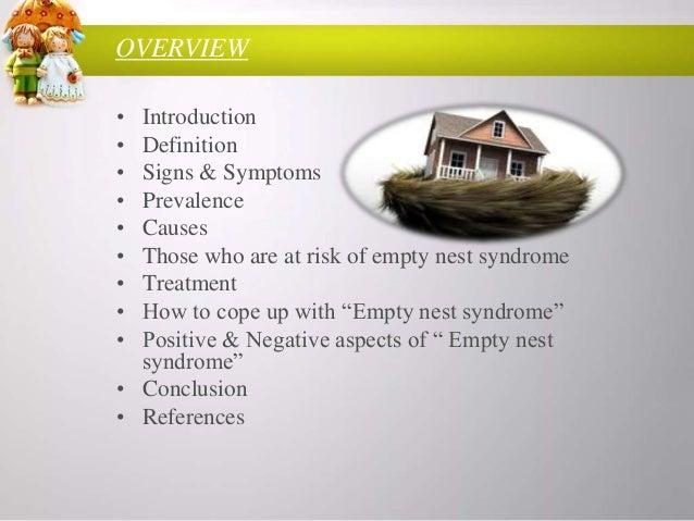define empty nest syndrome