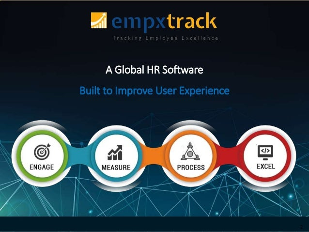 2 A Global HR Software Built to Improve User Experience