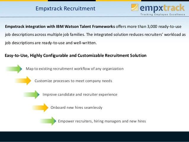 Empxtrack Recruitment Software Slide 3