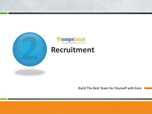 Recruitment Build The Best Team For Yourself with Ease