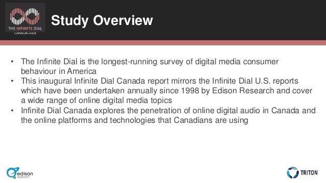 The Infinite Dial Canada - 2018 Slide 2