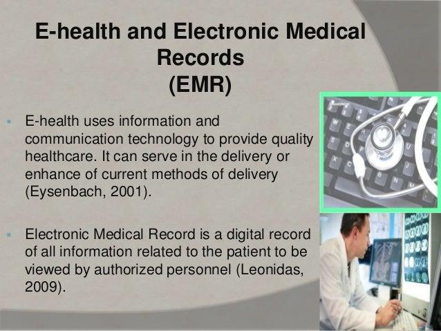 Health Records Personal Aspe
