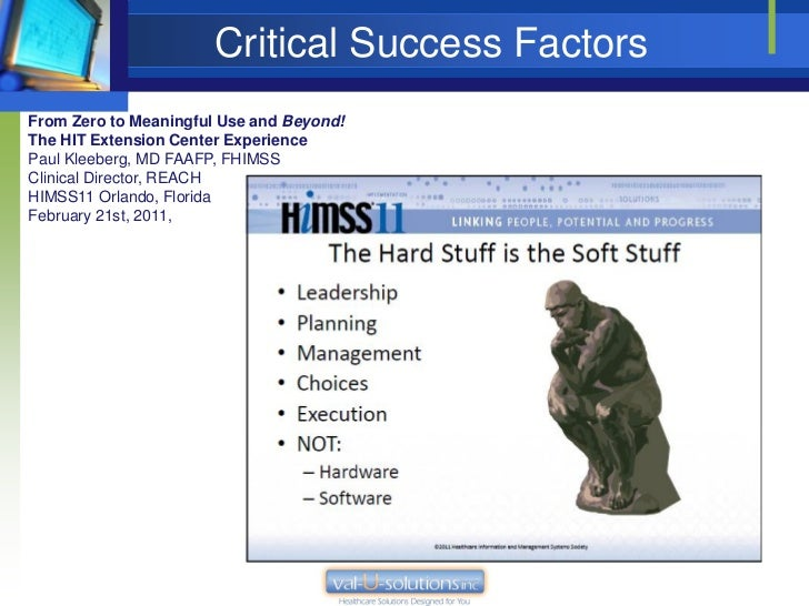 Emr Ehr And Meaningful Use Presentation