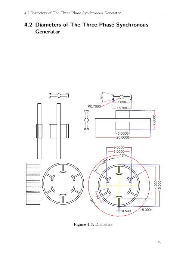 Three Phase Synchonours Generator And Avrrhslideshare: Avr Generator Schematic At Gmaili.net