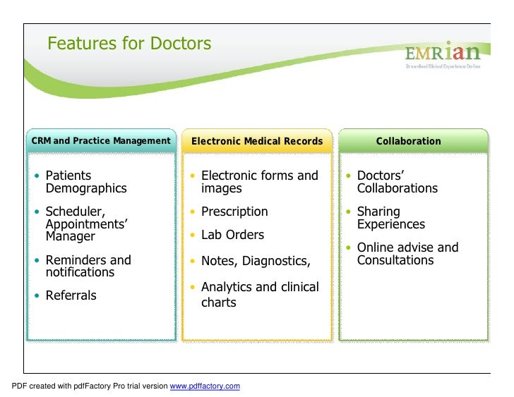 Electronic Medical Records Online
