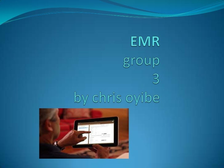 EMRgroup3by chrisoyibe<br />
