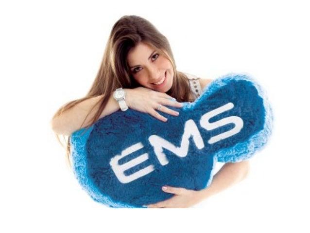Frases da EMS