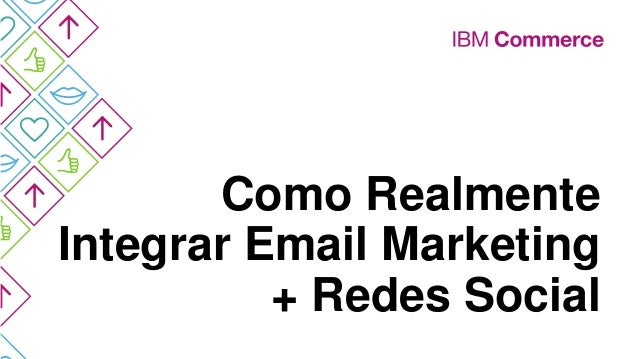 Como Realmente Integrar Email Marketing + Redes Social