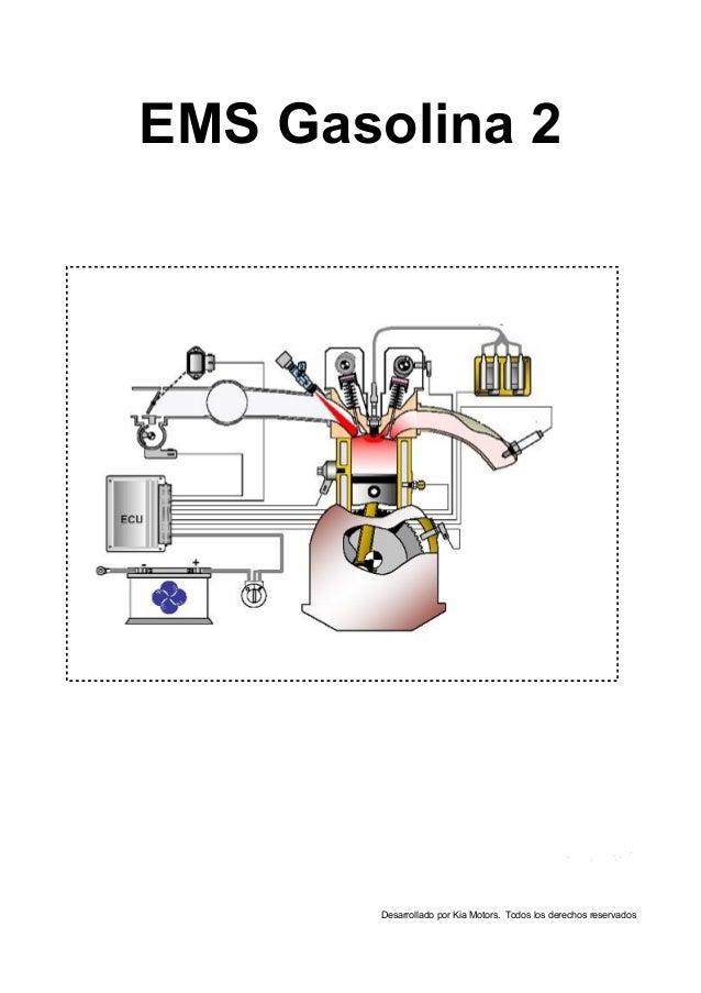 EMS Gasolina 2 Desarrollado por Kia Motors. Todos los derechos reservados