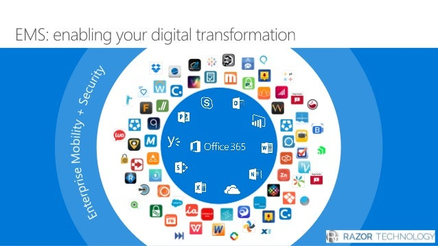 Microsoft EMS and Office 365 - Better Together Slide 3