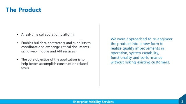 Re-Engineered A Collaboration Platform For Superior Business Outcomes