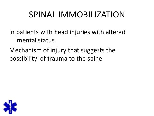 traumatic spinal cord injury guidelines