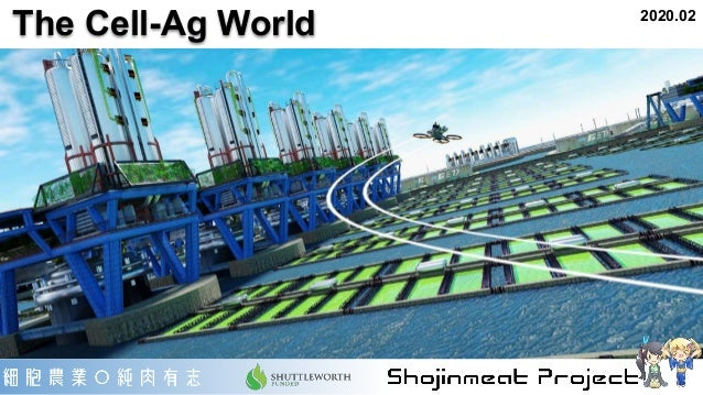 The Cell-Ag World 2020.02