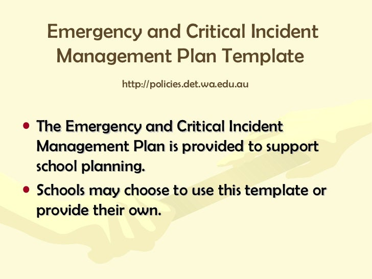 Incident Management Policy Template. itil security management ...