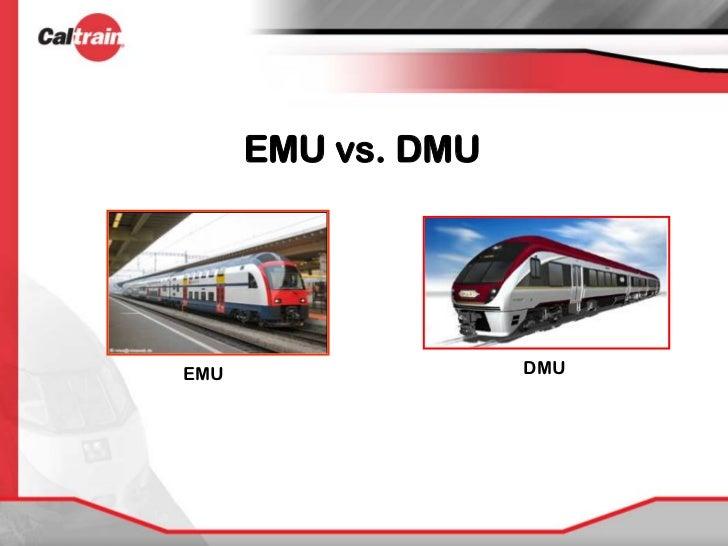 Caltrain EMU DMU Comparison Slide 3