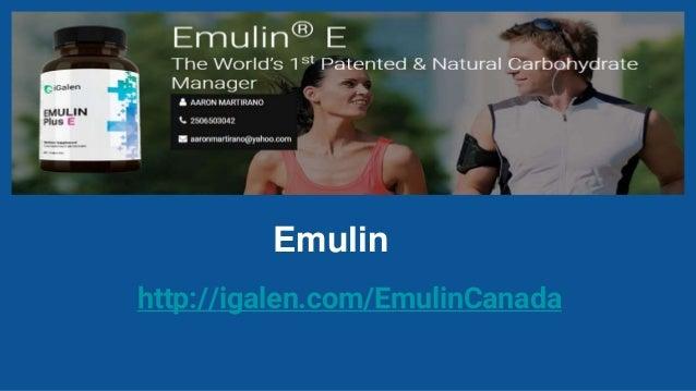 Emulin http://igalen.com/EmulinCanada