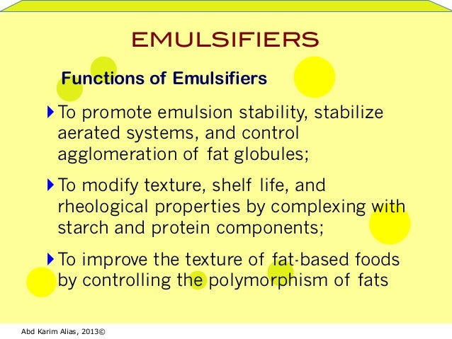 how to avoid emulsifiers in food