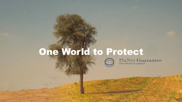One World to Protect
