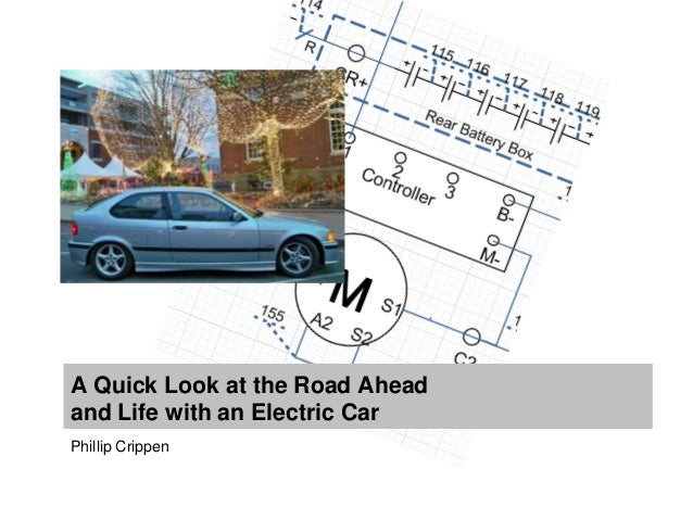 A Quick Look at the Road Aheadand Life with an Electric CarPhillip Crippen