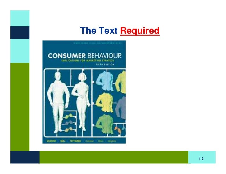 consumer behaviour and marketing comunications Social marketing this free course is  how can an understanding of consumer/human behaviour help to develop  what is the role of marketing communications and.