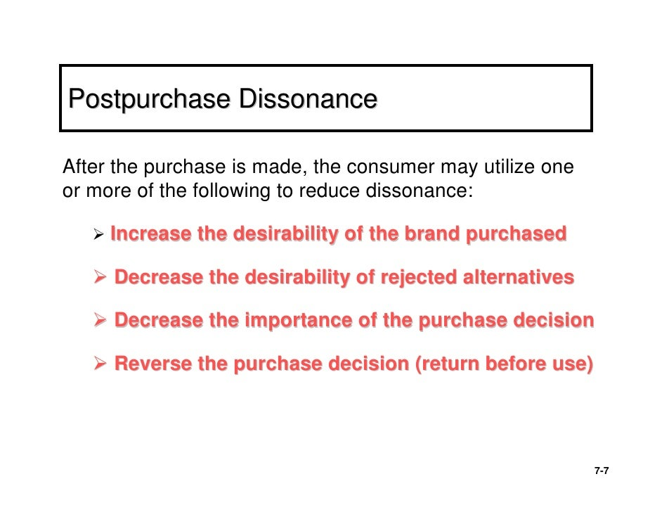 post purchase consumer behavior Post-purchase evaluation--outcome:  a consumer, making a purchase decision will be affected by the following three factors:  consumer behavior starts in the.