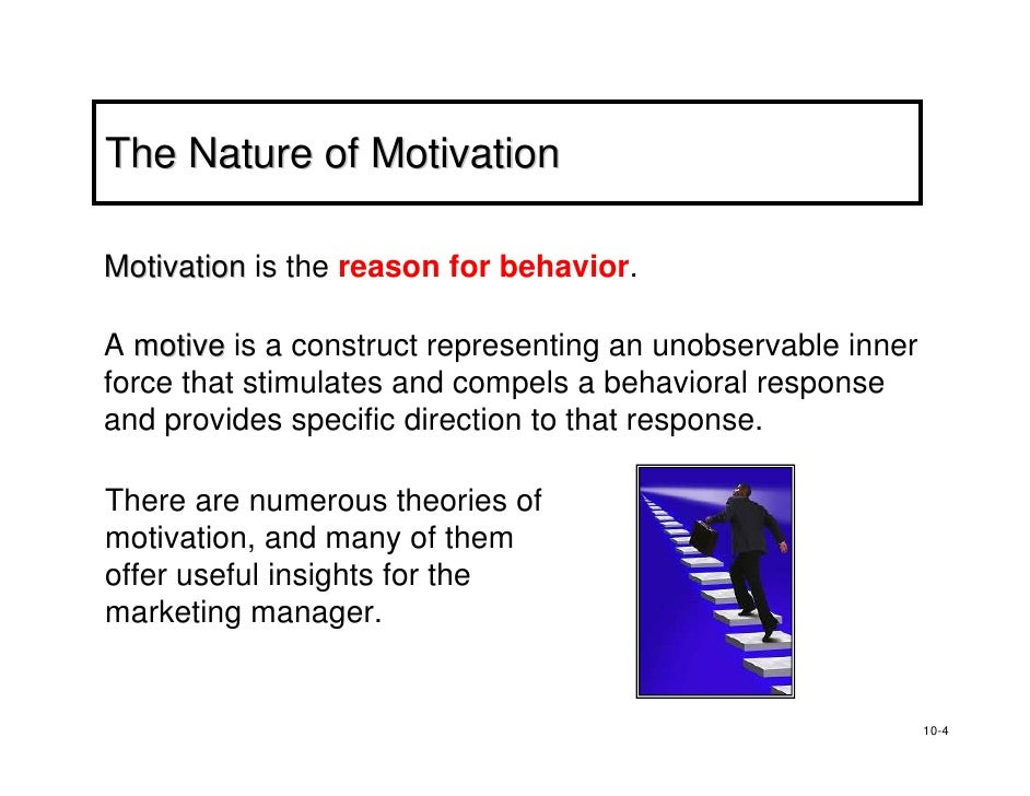 Personality motivation pdf and