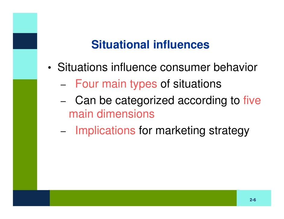 what is situational behavior