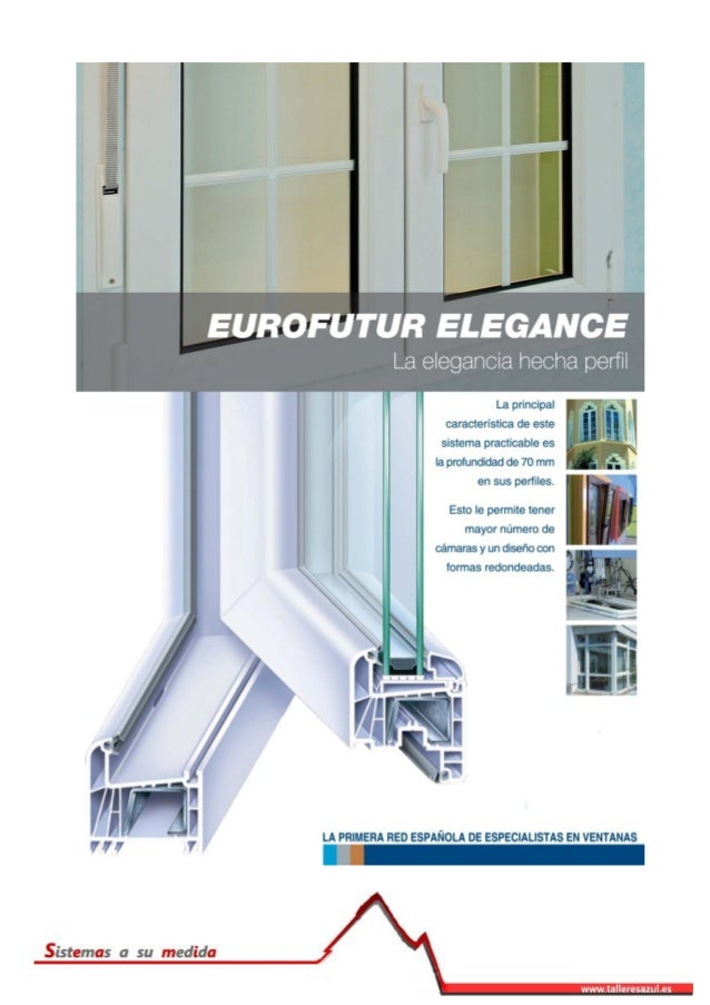 Ventanas y Puertas PVC Eurofutur