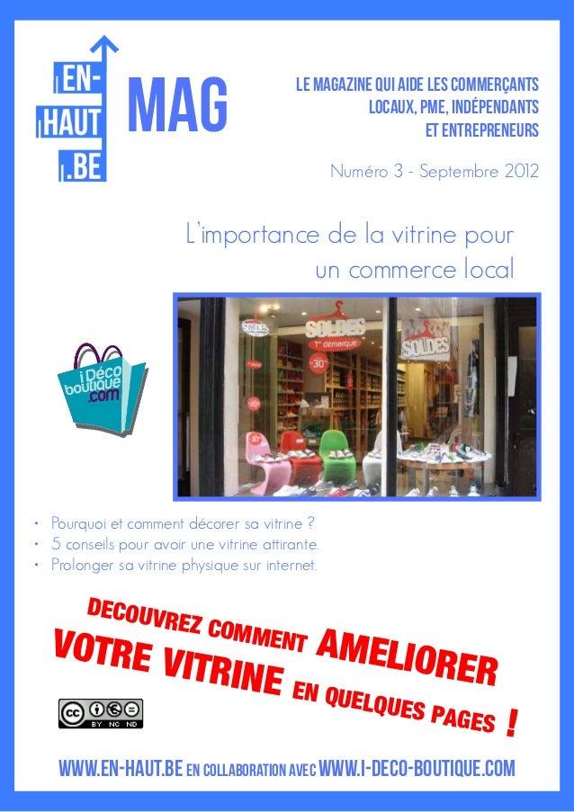 MAG                                           Le magazine qui aide les commerçants                                        ...
